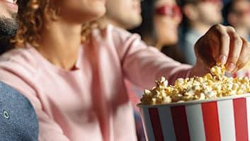 Permitida entrada em cinema com alimento comprado em outro local