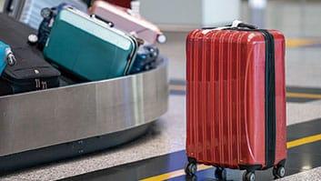 TRF-5 mantém cobrança de bagagem em voos.