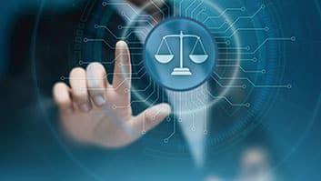 A Justiça evoluiu oito anos na gestão do digital num intervalo de apenas 30 dias.